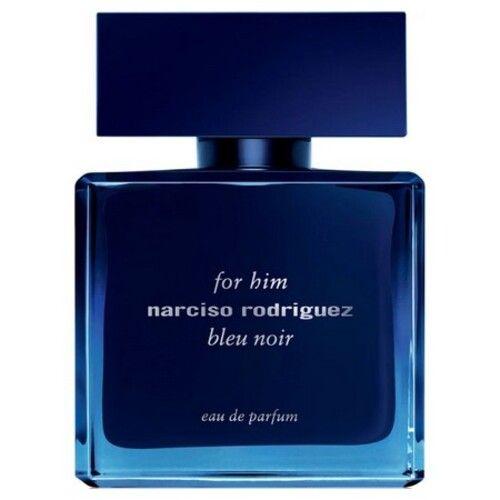 For Him Bleu Noir Eau de Toilette Extrême, the return on stage of Narciso Rodriguez