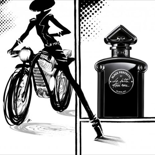 Zoom on the fragrance Black Perfecto