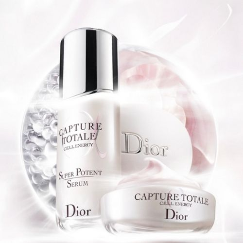 Capture Totale CELL Energy by Dior, the best for your skin