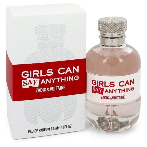 Girls Can Say Anything by Zadig & Voltaire