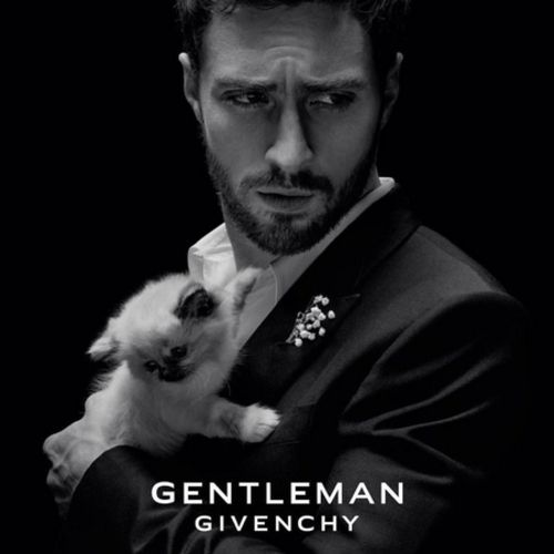 The Givenchy Gentleman perfume version 2017