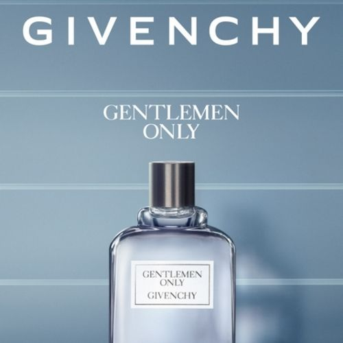 Gentleman Only, the elegant man from Givenchy