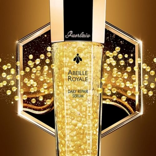 Guerlain and the many benefits of Abeille Royale