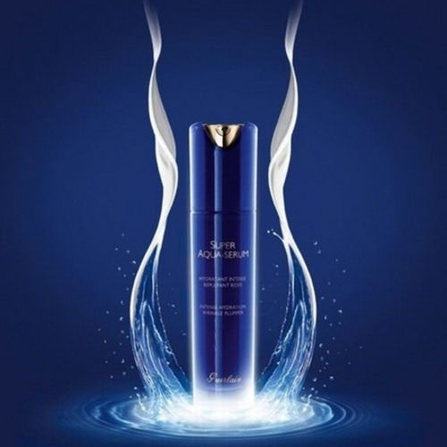 The benefits of water in Super Aqua by Guerlain
