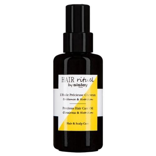 The Precious Hair Oil Ritual by Sisley