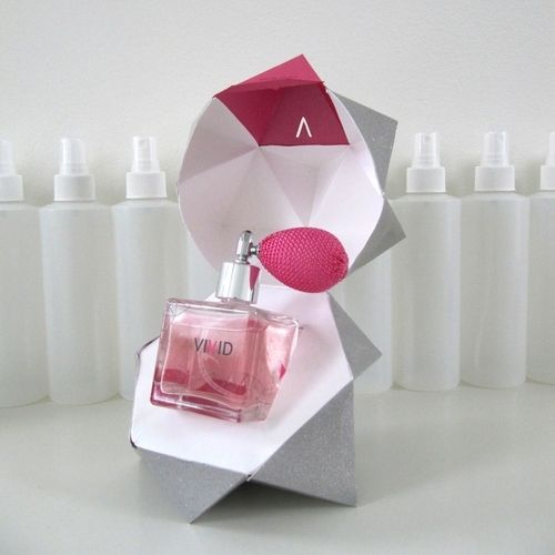 The importance of the packaging of a perfume