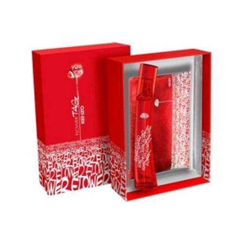 Kenzo - Flower Tag Christmas 2011 gift set