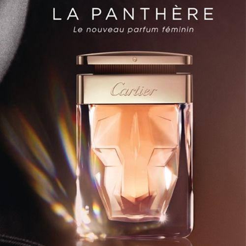 La Panthère the wild flower of Cartier