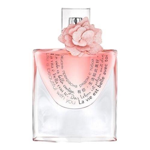 La Vie est Belle avec toi, new Lancôme fragrance