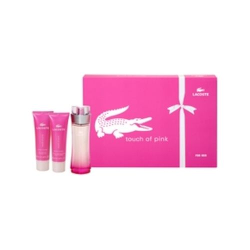 Lacoste - Touch of Pink Christmas 2011 Box