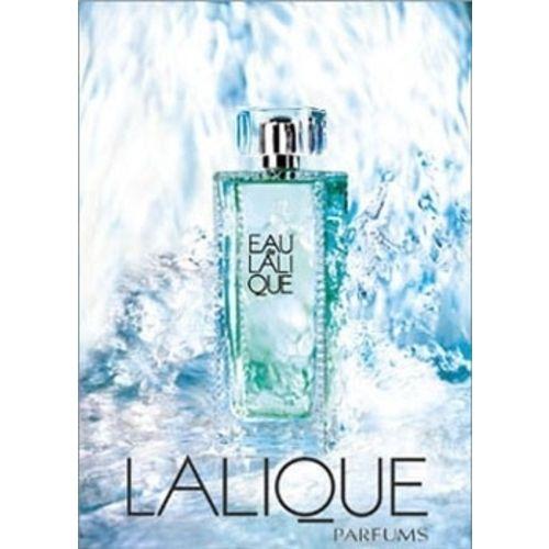 Lalique - Eau de Lalique - Pub