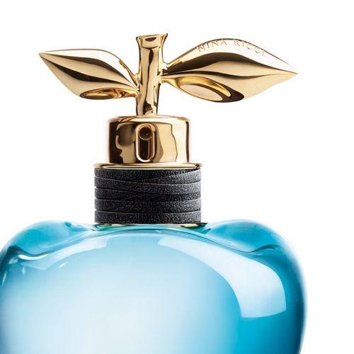 The new Luna perfume bottle