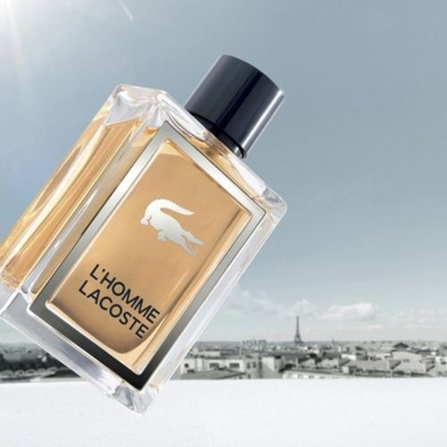 L'Homme Lacoste, a new refined and virile creation