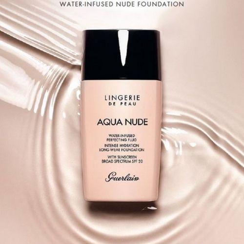 Guerlain Aqua Nude Skin Lingerie