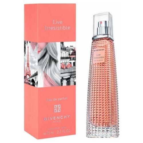 Givenchy perfume Live Irresistible