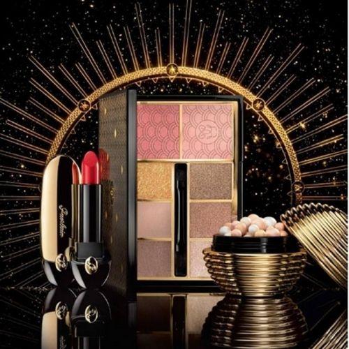 Guerlain's New Christmas Makeup Look