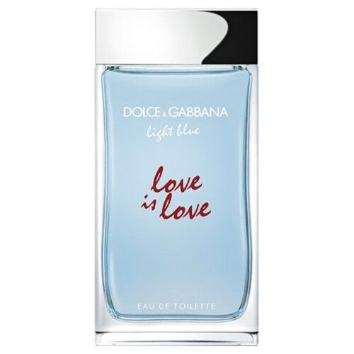 Light Blue Love is Love Pour Femme by D&G, The fragrance of gluttony