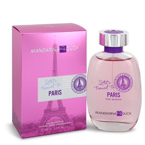 Mandarina Duck Let's Travel to Paris by Mandarina Duck