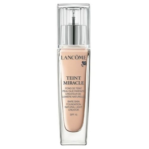 Miracle, the Lancôme foundation that works wonders!