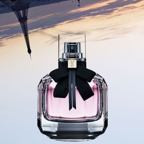 My Paris, a fragrance of emotions signed Yves Saint Laurent