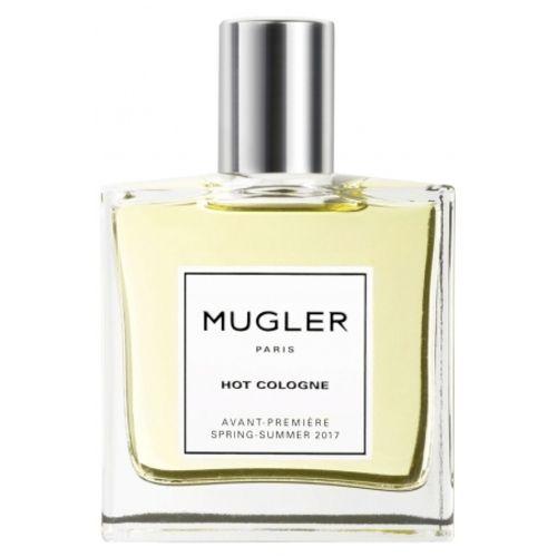 Mugler the new Hot Cologne fragrance
