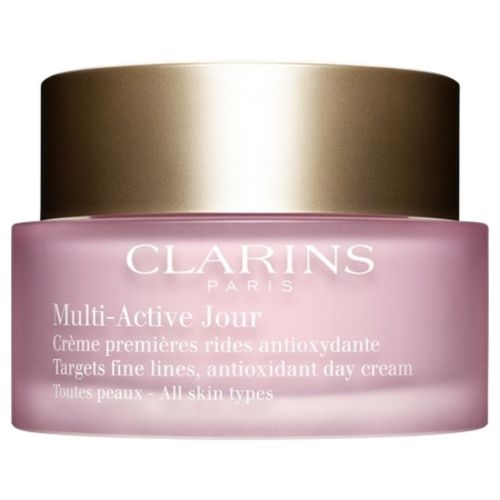 Multi-Active Jour by Clarins: the ally of a radiant face