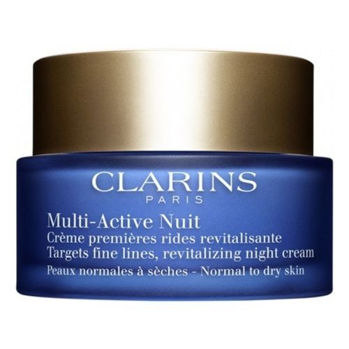 Multi-Active Nuit by Clarins to regenerate skin while sleeping
