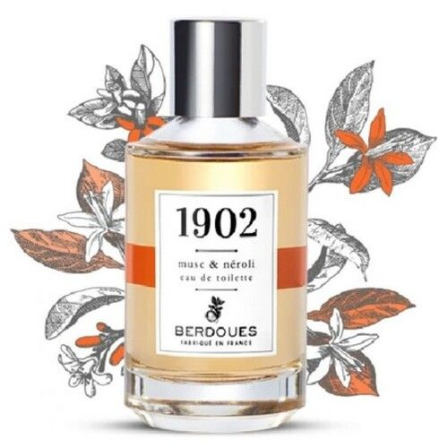 Musc & Neroli from Berdoues, the fragrance with sun extracts