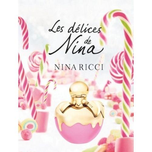 Nina Ricci - Pub Les Délices de Nina