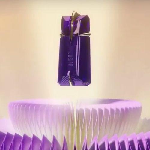 Mugler unveils new ad for its Alien fragrance