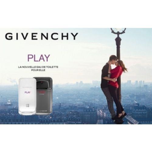 Givenchy - Play for Her Eau de Toilette Pub