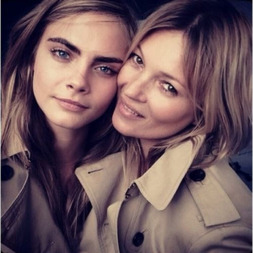 Burberry - My Burberry Cara Delevingne & Kate Moss
