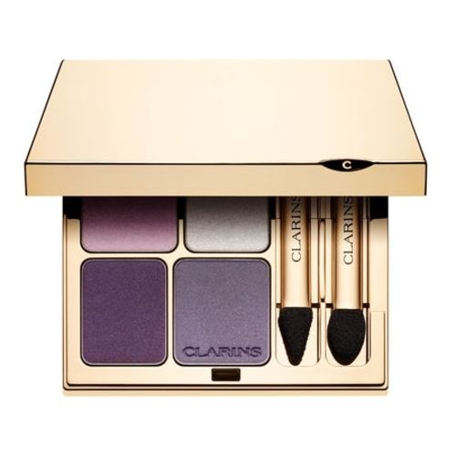 05 Violet, the new Clarins 4 Color Mineral Shade