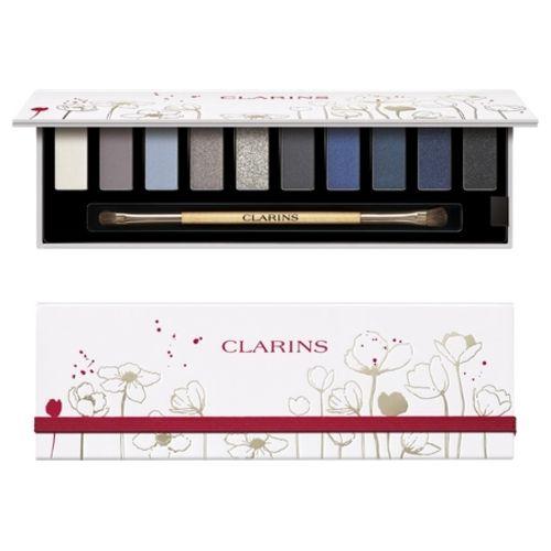 Christmas Makeup Palette Clarins Eyeshadow