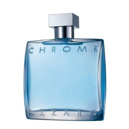 Chrome, an iconic fragrance from the Azzaro brand