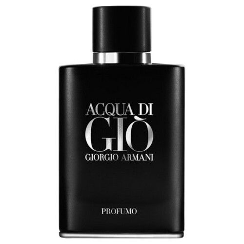 Men's Leathery Perfume Acqua Di Gio Armani