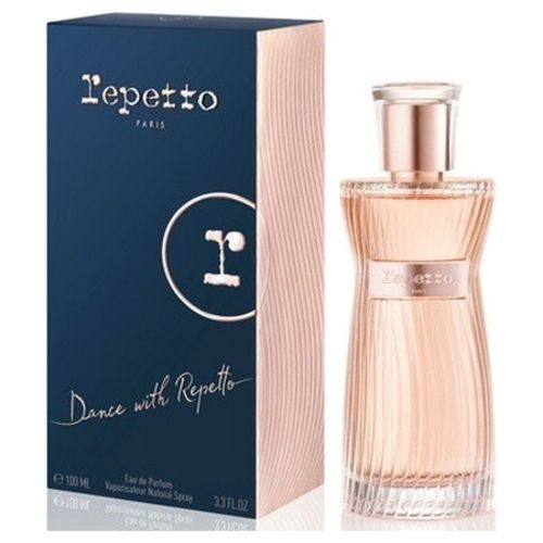 Dance with Repetto, the fragrance novelty Repetto