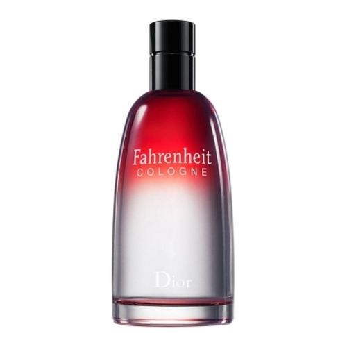 Fahrenheit Cologne, the unprecedented freshness of Christian Dior