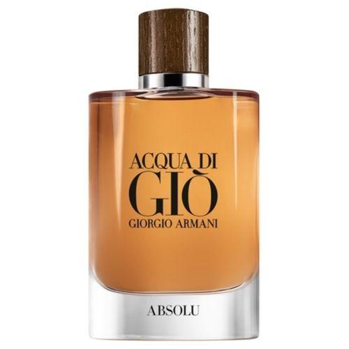 Change to Acqua di Gio Absolu d'Armani