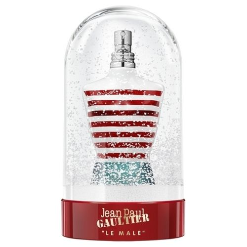 New Collector of the perfume Le Male Boule à Neige Jean Paul Gaultier