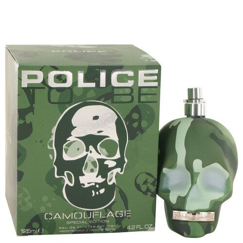 Police To Be Camouflage by Police Colognes