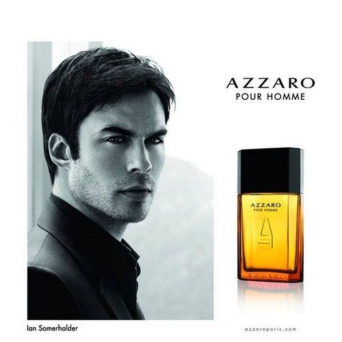 Azzaro Homme perfume advertisement