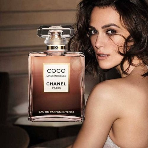 The new commercial for Coco Mademoiselle Intense