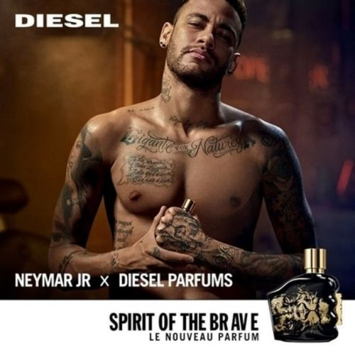 Spirit of The Brave commercial with Neymar JR