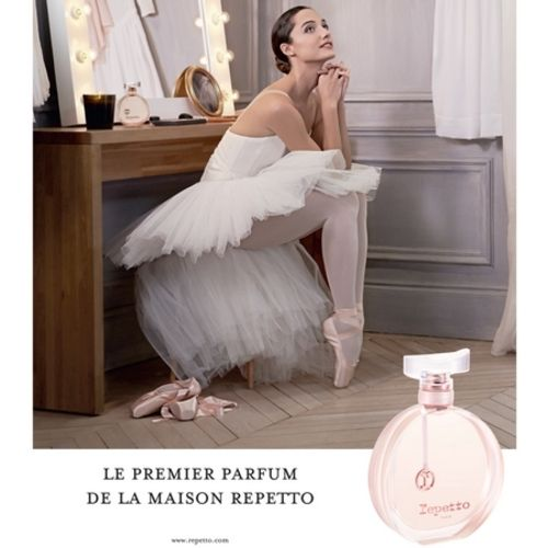 Repetto, the perfumed ballet from the house of Repetto