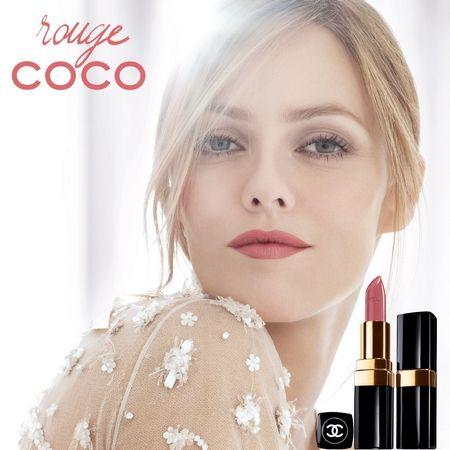 When Coco Chanel's beauty comes in lipstick