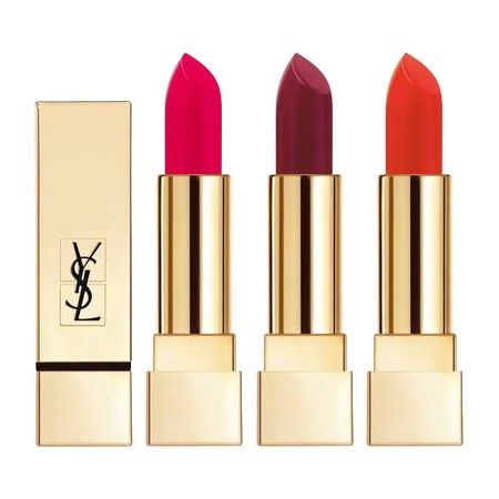 Rouge Pure Couture The Mats, YSL's already cult lipstick