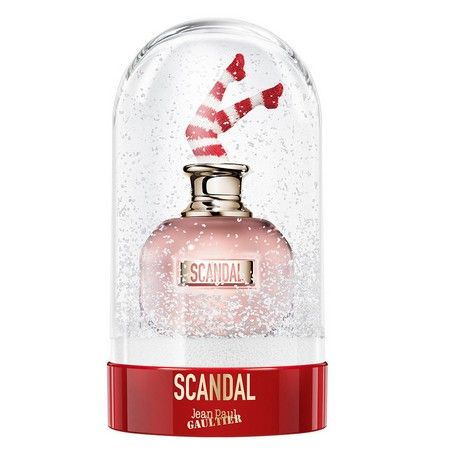 A new bottle for the holidays: Scandal Boule à Neige by Jean-Paul Gaultier