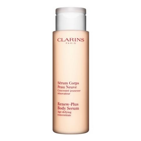 How to preserve your youth with Clarins New Skin Body Serum !?