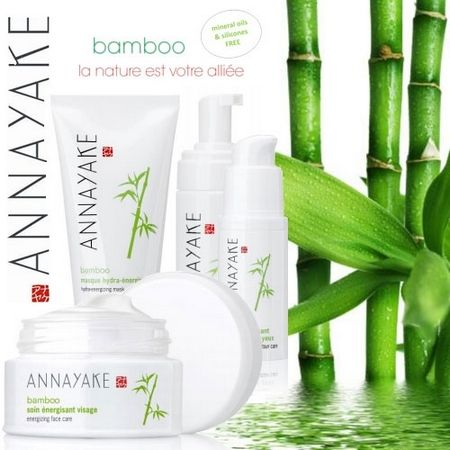 New Annayake Energizing Bamboo Treatments For Your Skin